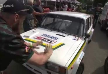 1. GMS Albrechtický kopec - ČT SPORT- Svět motorů
